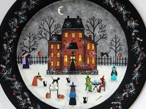WINTSOLS Witches at Winter Solstice