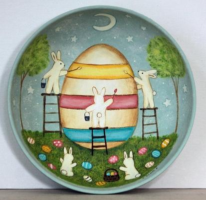 Bunny Painters