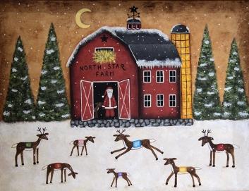 North Star Reindeer Farm